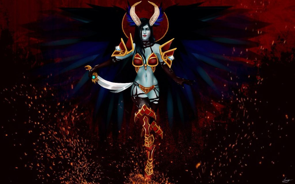 Dota-Queen-of-Pain-Android-HD-Wallpaper-PIC-MCH059761-1024x640 Dota Wallpaper For Android Phone 27+