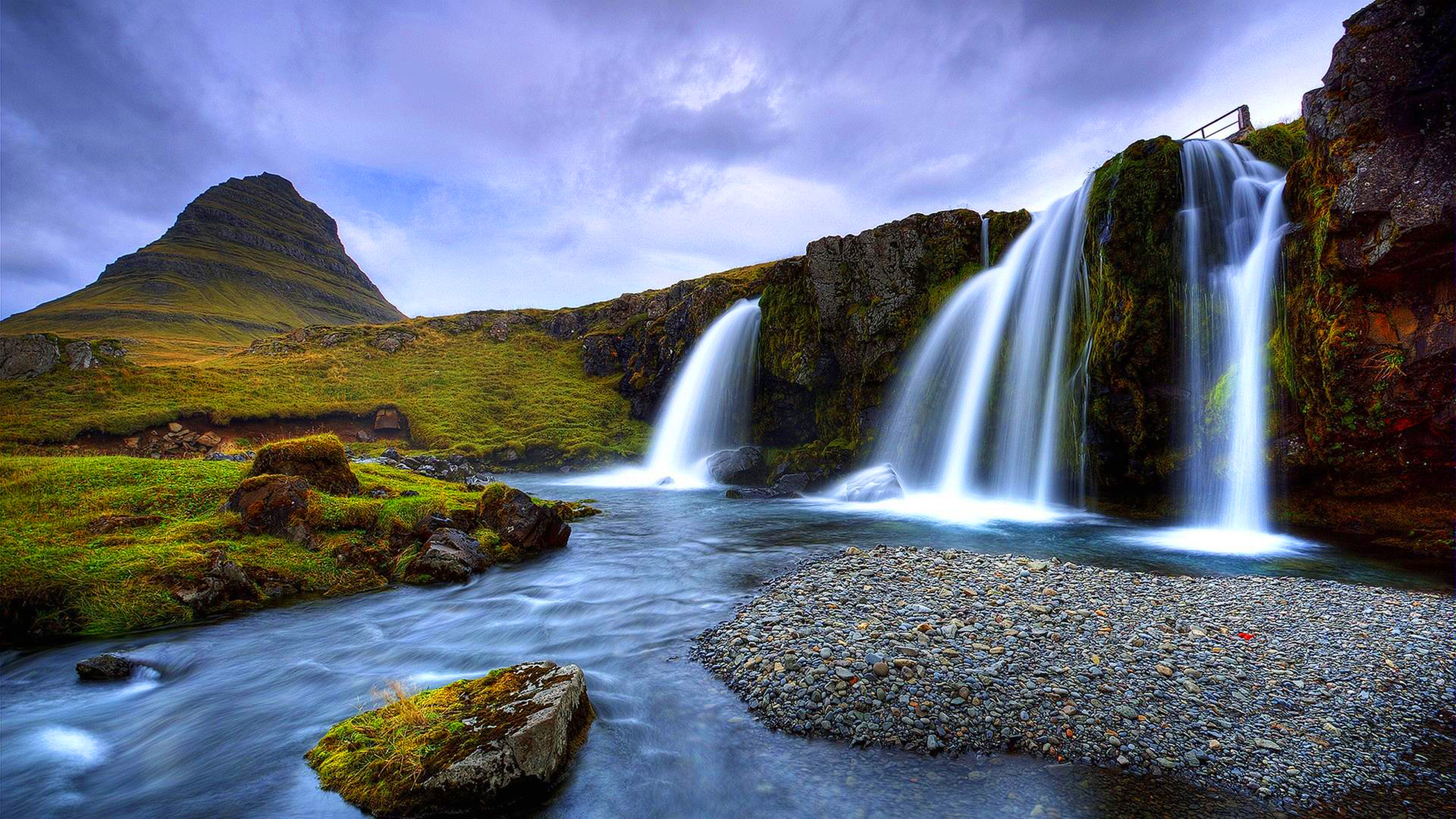 Waterfall Hd Wallpapers 34