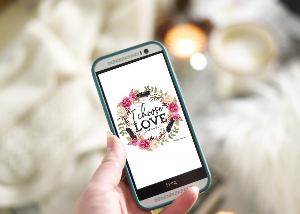I-Choose-Love-Floral-Print-The-DIY-Mommy-Phone-Wallpaper-PIC-MCH074487-1024x731 Mom Wallpaper For Iphone 22+