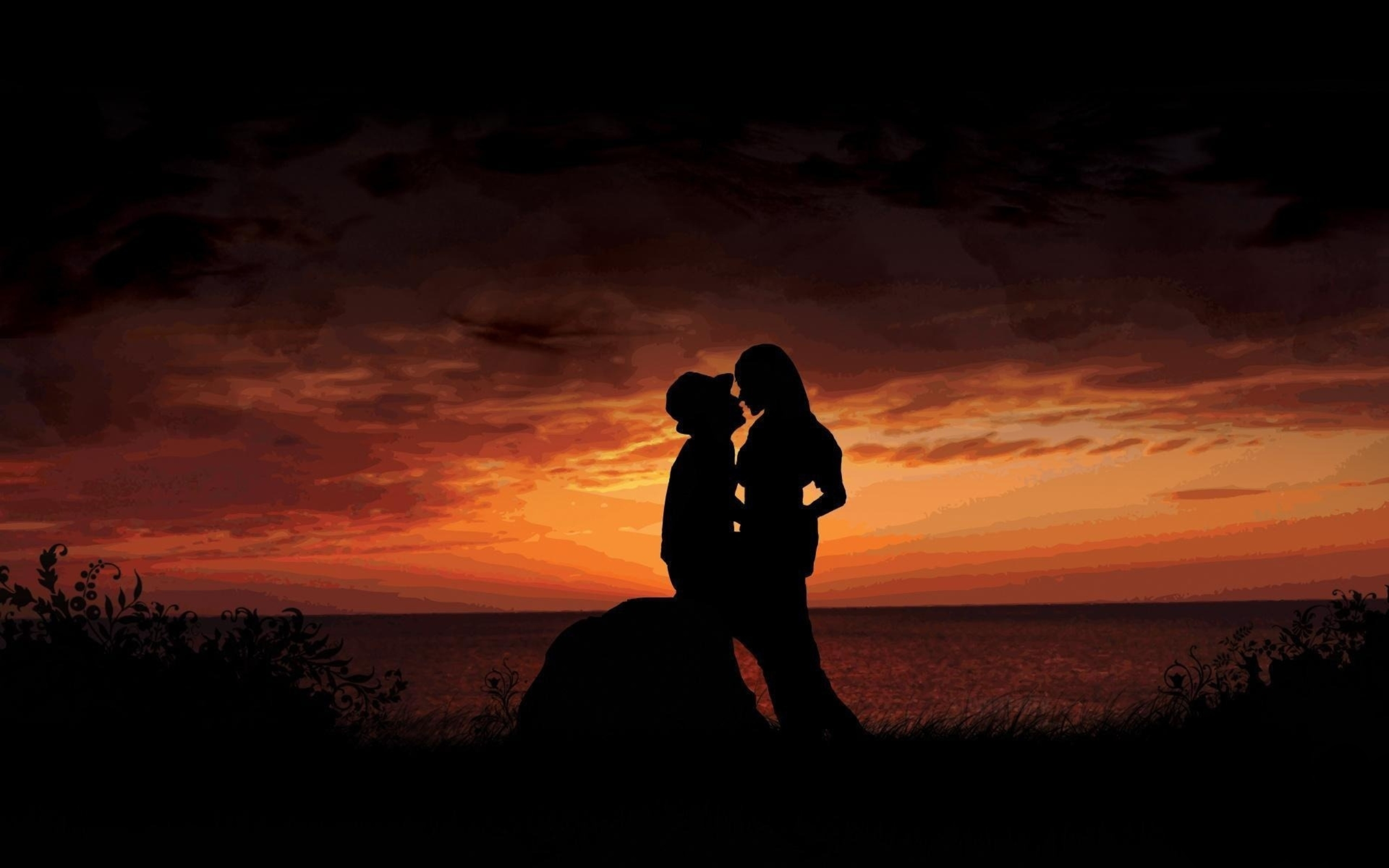 In Love Couples Kiss Hd Wallpapers Pic Mch075429 Dzbcorg