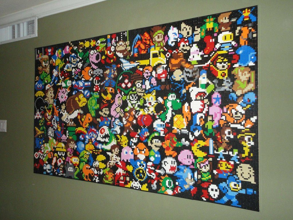 LEGO-Video-Game-Wall-Mural-PIC-MCH081982-1024x768 Lego Wallpaper Mural 17+