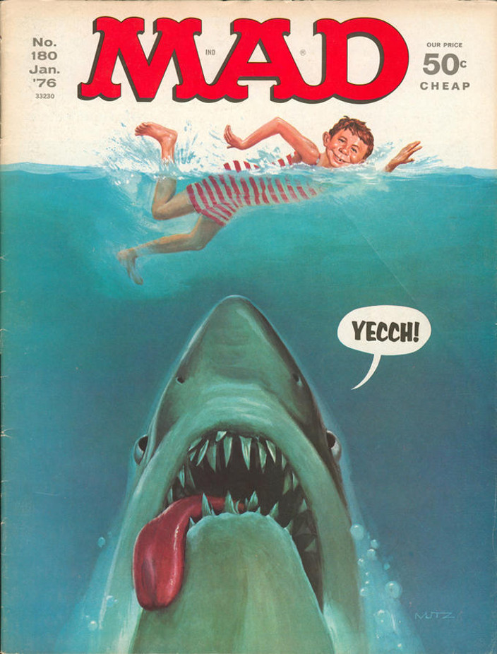 Mad-Magazine-Jaws-PIC-MCH084223 Jaws 1975 Wallpaper 24+