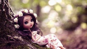Wallpaper Baby Doll 15+