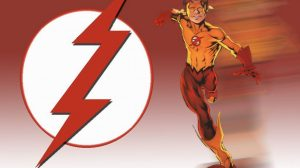 Kid Flash Logo Wallpaper 15+