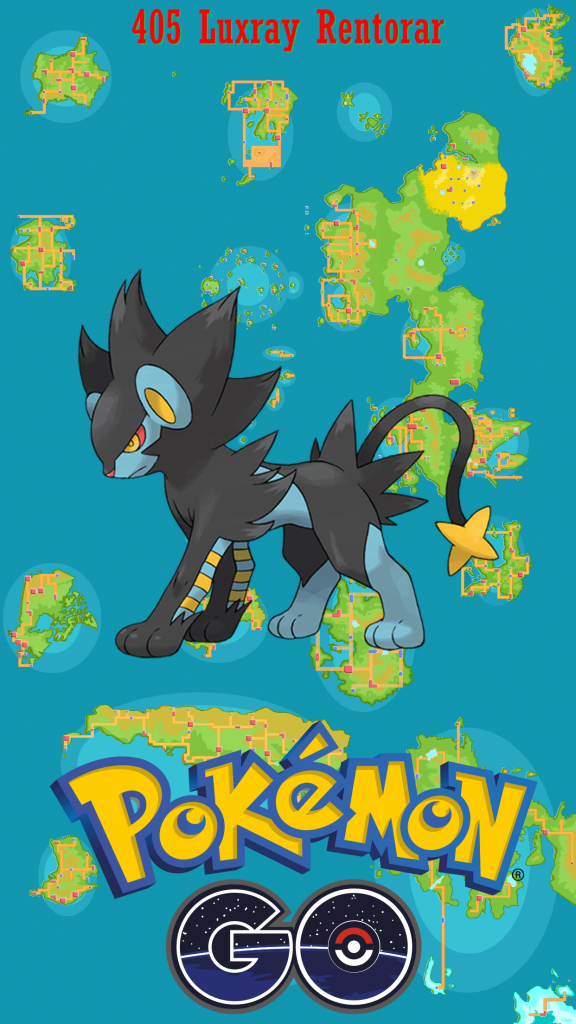 Luxray Wallpaper Hd 18