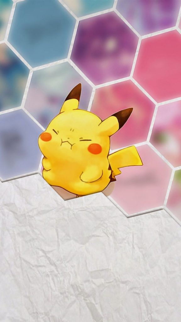 Pikachu-Anger-Face-Cute-Android-Wallpaper-PIC-MCH094959-576x1024 Pikachu Wallpaper Android 22+