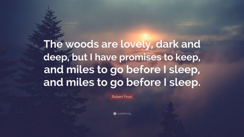 Robert-Frost-Quote-The-woods-are-lovely-dark-and-deep-but-I-have-PIC-MCH029249-1024x576 Deep Wallpaper Quotes 22+