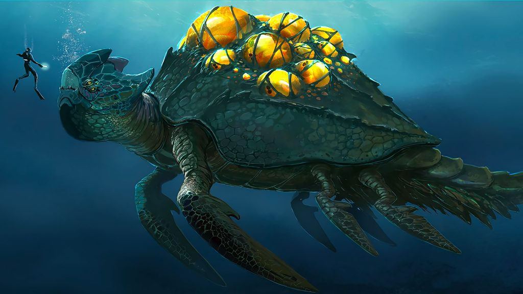 Subnautica-K-Wallpaper-PIC-MCH0104640-1024x576 Sea Wallpaper 4k 36+