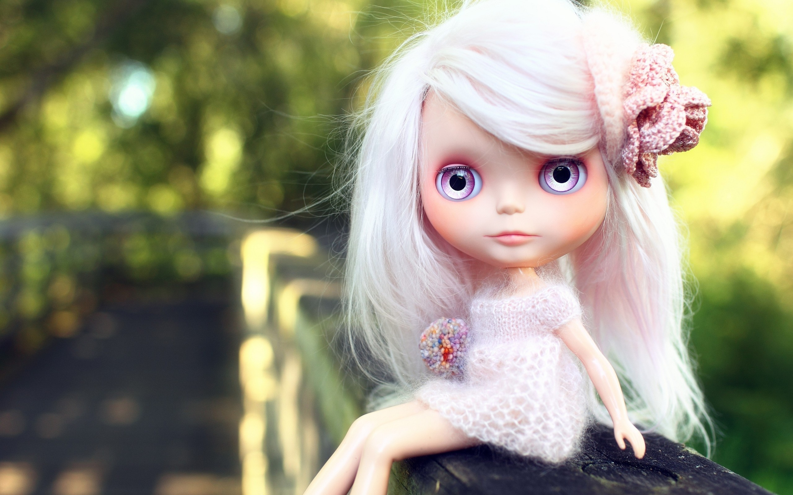 Widescreen Of Hd Doll Good Cute Baby Wallpaper Images Computer