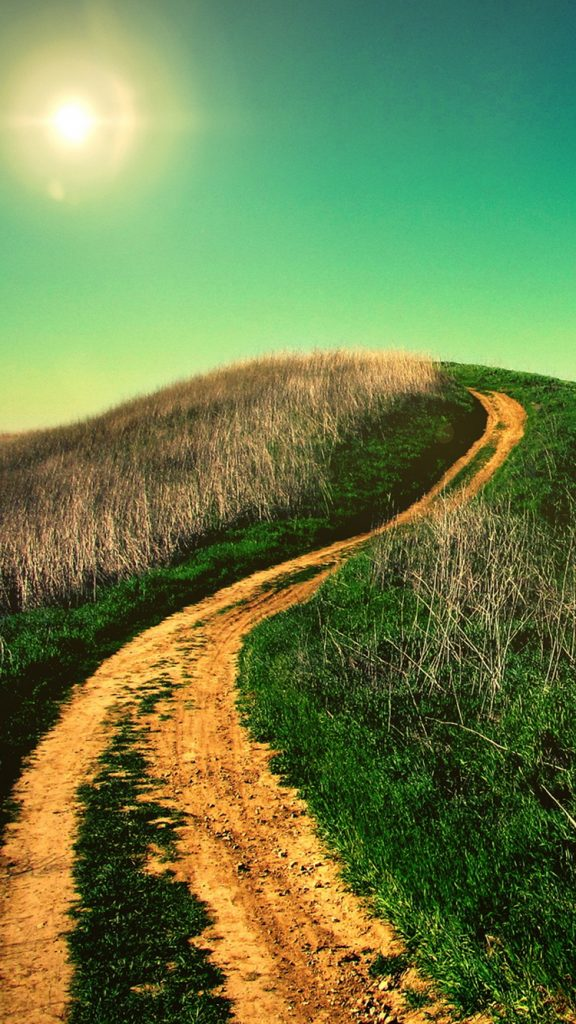 Winding-Country-Road-Sun-Shining-iPhone-Wallpaper-PIC-MCH0116539-576x1024 Country Wallpapers For Iphone 25+