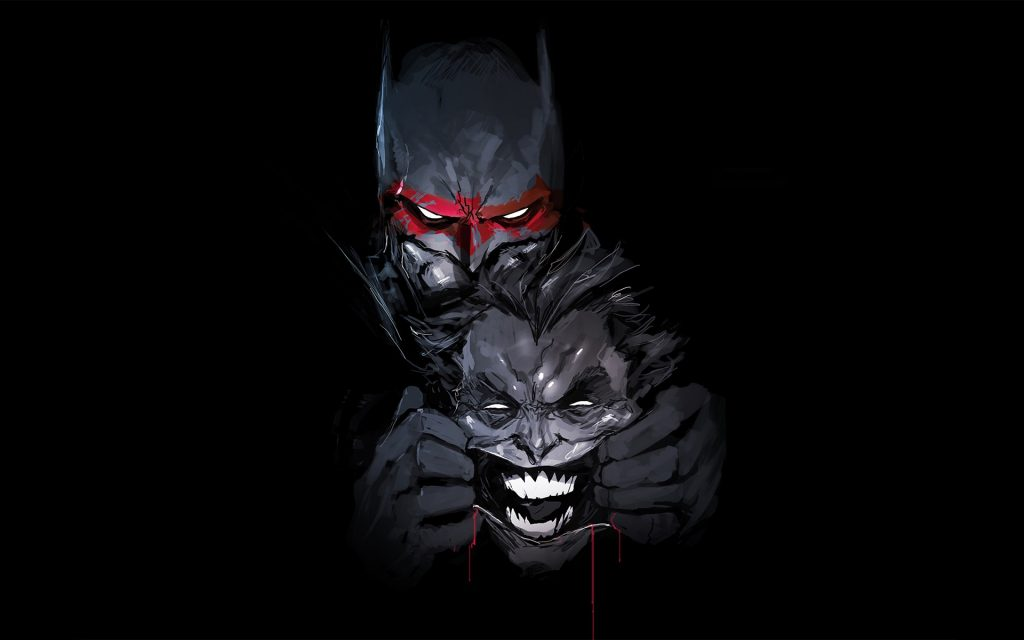 batman-joker-artwork-new-PIC-MCH043956-1024x640 Wallpaper Batman Joker 45+