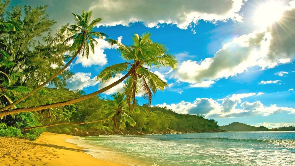 beaches-beach-sea-paradise-clouds-trees-beautiful-seychelles-sand-travel-tropical-islands-summer-pa-PIC-MCH044540-1024x576 Paradise Wallpapers Hd 23+