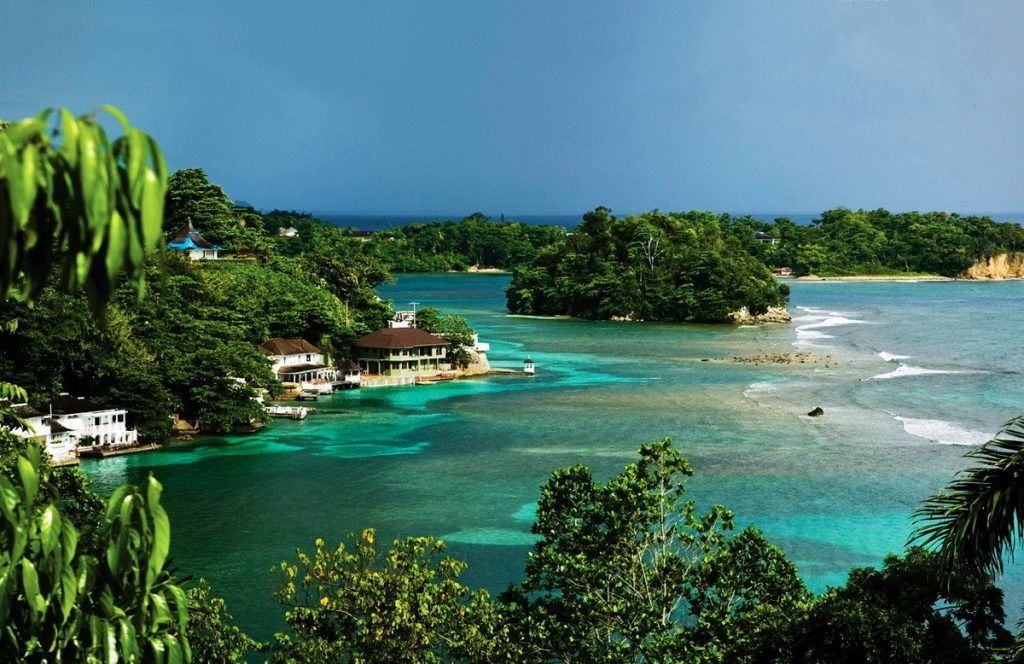 beaches-sea-beach-houses-trees-jamaica-plants-blue-hd-photography-PIC-MCH044582-1024x664 Sea Wallpaper 4k 36+