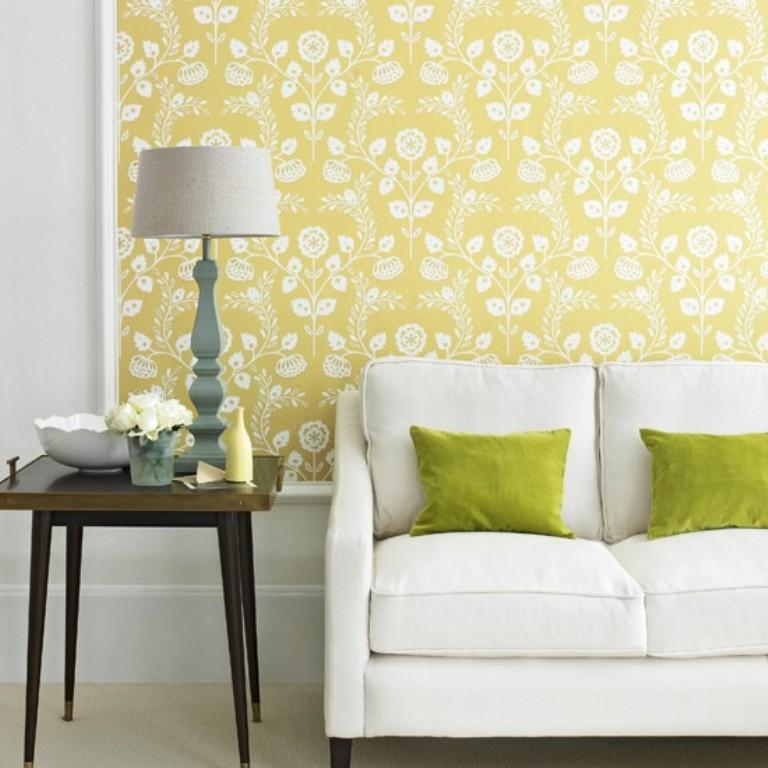 cozy-yellow-wallpaper-PIC-MCH054661 Country Wallpapers For Walls 31+