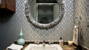 Mirror Wallpaper Home Depot 33+
