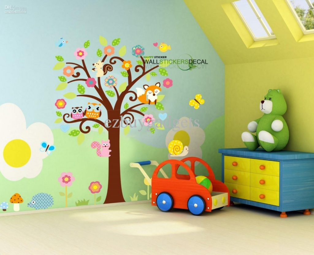 decoration-baby-room-home-design-awesome-simple-to-decoration-baby-room-interior-design-trends-PIC-MCH057323-1024x832 Wallpaper Baby Room 33+