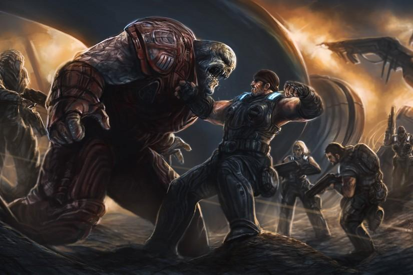 download-free-gears-of-war-wallpaper-x-for-ipad-PIC-MCH014848 Free Gears Of War Wallpapers 45+
