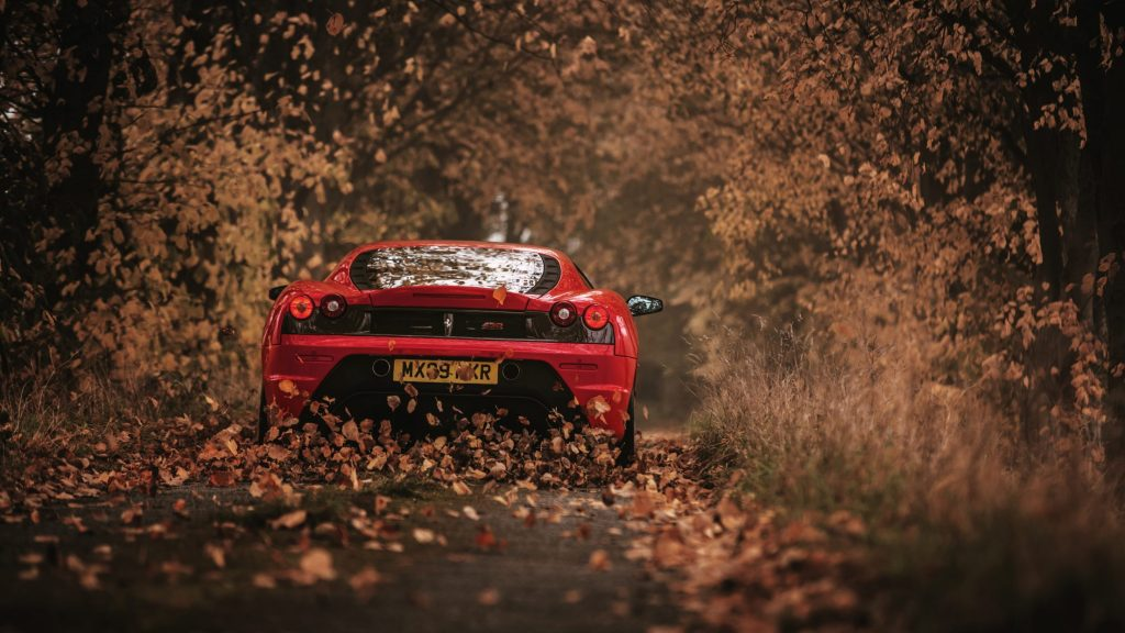 ferrari-scuderia-racing-red-rear-view-autumn-x-x-PIC-MCH063670-1024x576 Hd Autumn Wallpapers For Mobile 32+