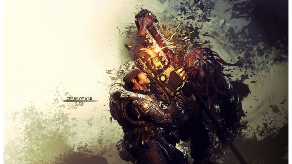 Gears Of War 3 Hd Wallpapers For Android: Gears Of War Wallpapers For Android 25+