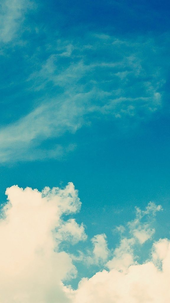 iOS-Blue-Sky-Clouds-iPhone-Wallpaper-PIC-MCH075818-576x1024 Iphone Wallpaper Blue Sky 51+