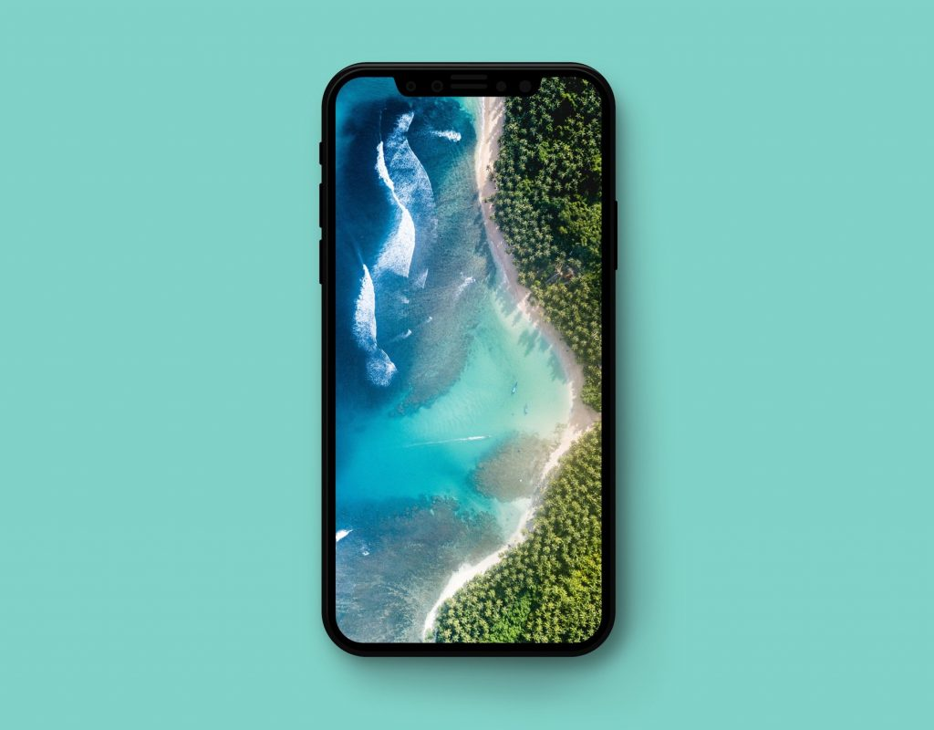 iPhone-X-wallpaper-mockup-PIC-MCH077131-1024x800 Mirror Wallpaper For Iphone 37+