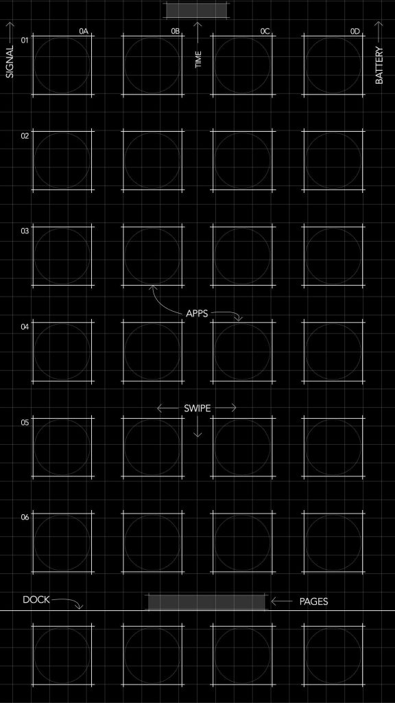 iphone-plus-wallpaper-black-squares-PIC-MCH076773-576x1024 Home Screen Wallpaper Iphone 7 28+