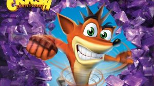 Crash Bandicoot Warped Wallpaper 14+