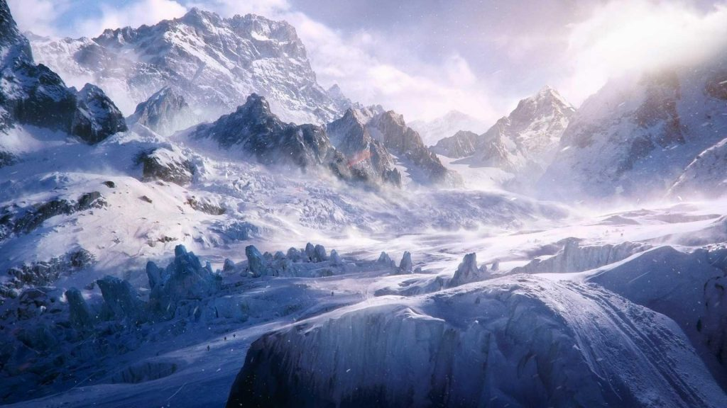 """snowy-mountains-and-snow-mountain-€""""-wallpaper-wp-PIC-MCH0102792-1024x576 Wallpaper Snow Mountain 51+"""