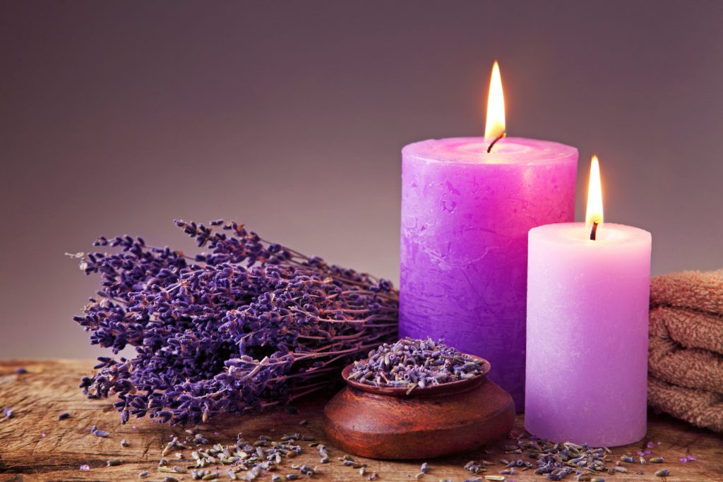 spa-still-life-with-candles-and-lavender-PIC-MCH0103088-1024x683 Spa Candles Wallpapers 27+