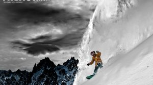 Wallpaper Snowboarding 45+