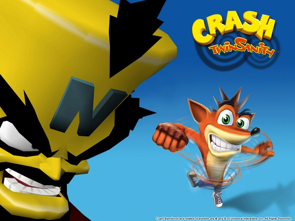crash bandicoot twinsanity pc download