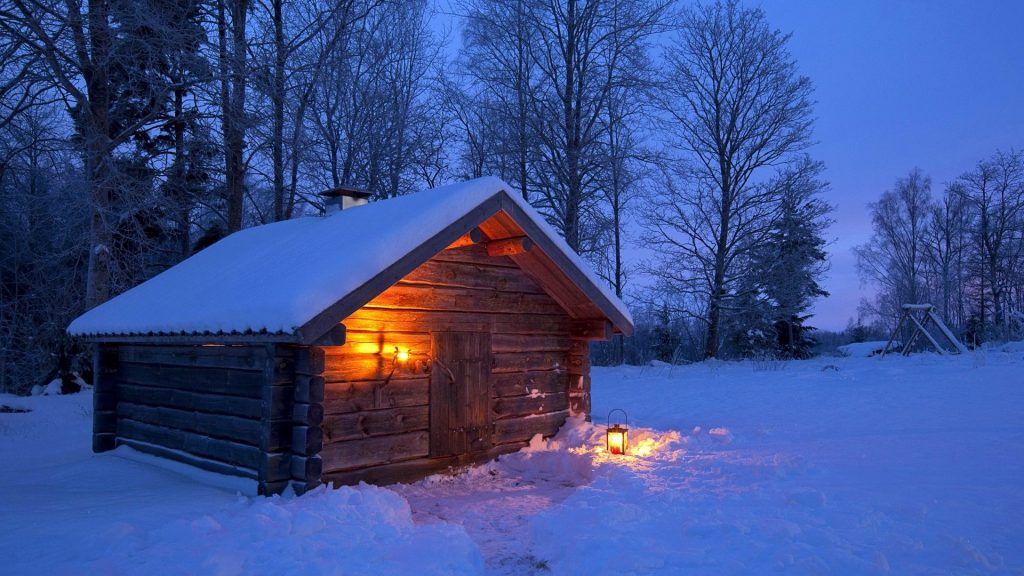 winter-house-night-cabin-lantern-wooden-evening-forest-trees-log-beautiful-cottage-snow-light-dusk-PIC-MCH0116863-1024x576 Winter Wallpapers Hd 1920x1080 40+