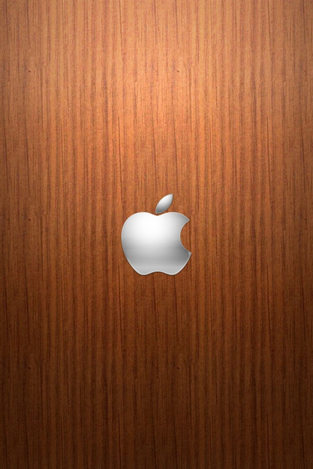 ws-Wood-apple-x-PIC-MCH0119743 Wood Wallpaper For Iphone 46+