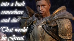 Dragon Age Origins Alistair Wallpaper 22+