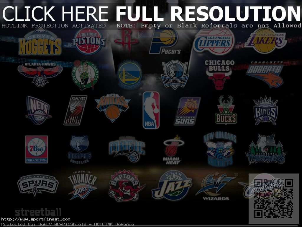 Awesome-NBA-Logo-Team-HD-Wallpaper-PIC-MCH042648-1024x768 Nba All Team Logo Wallpaper 31+