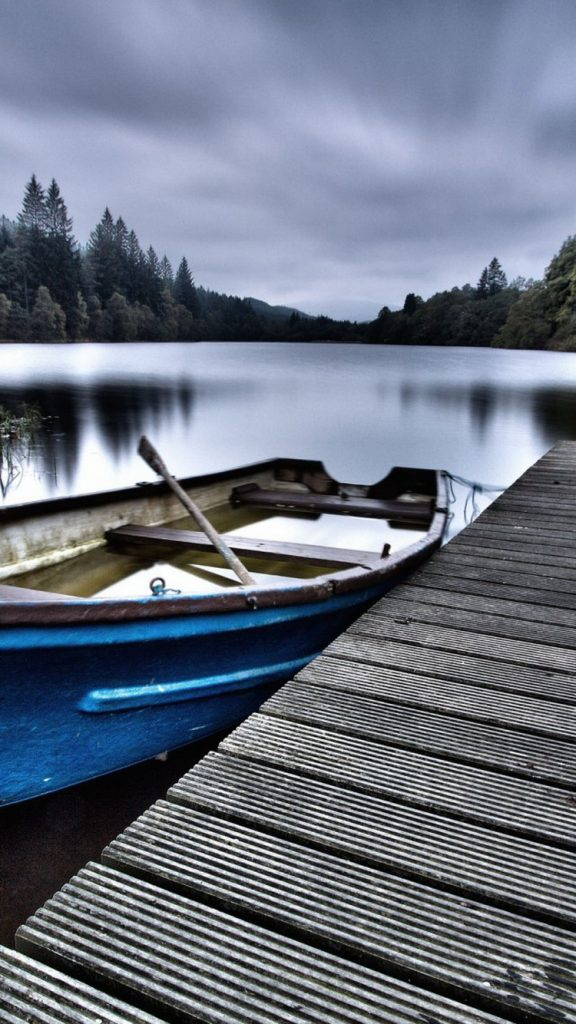 Calm-Forest-Lake-Dock-Row-Boat-iPhone-Wallpaper-PIC-MCH050854-576x1024 Calm Wallpapers For Iphone 6 39+