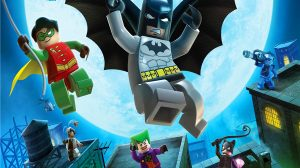Lego Batman Wallpaper Border 14+