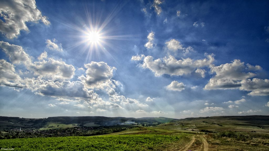 Field-country-road-sun-blue-sky-and-white-clouds-Wallpaper-Hd-x-PIC-MCH063745-1024x576 Blue Sky White Cloud Wallpaper 39+