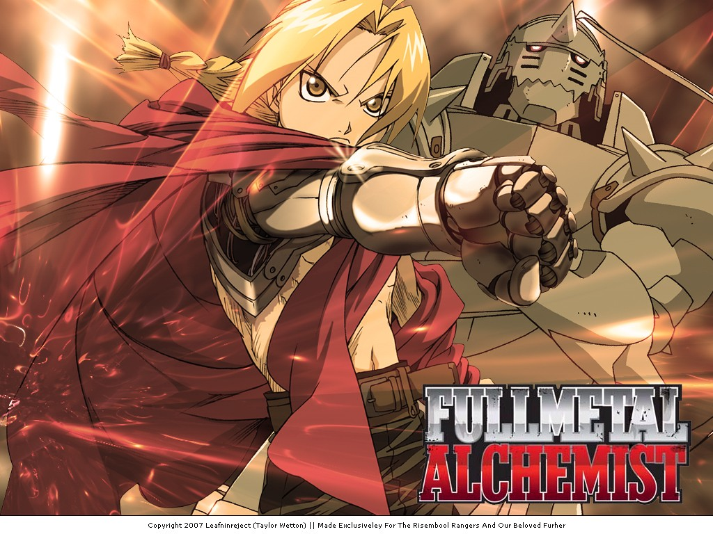 Fullmetal Alchemist Edward Picture Wallpapers PIC MCH066633