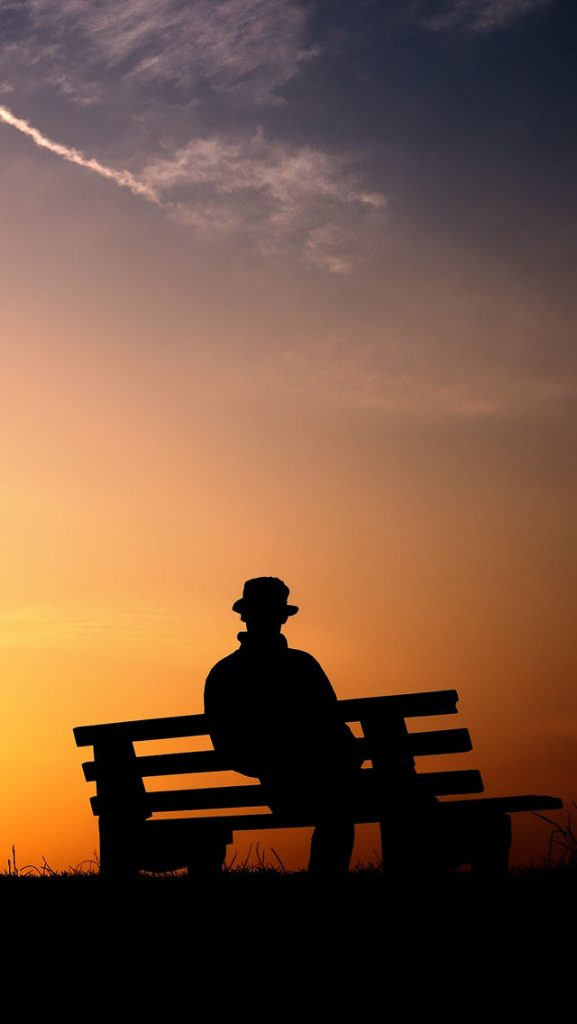 Lonely-Man-Silhouette-PIC-MCH082882-577x1024 Lonely Wallpapers For Android 37+
