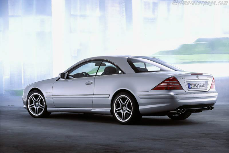 Mercedes-Benz-CL-AMG-PIC-MCH085489 Cl 65 Amg Hd Wallpaper 43+