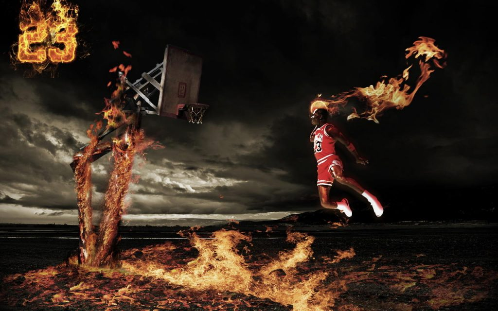 Michael-Jordan-Wallpaper-The-Greatest-Player-Of-All-Times-Holding-A-Firing-Basketball-PIC-MCH086038-1024x640 Best Michael Jordan Wallpapers 57+
