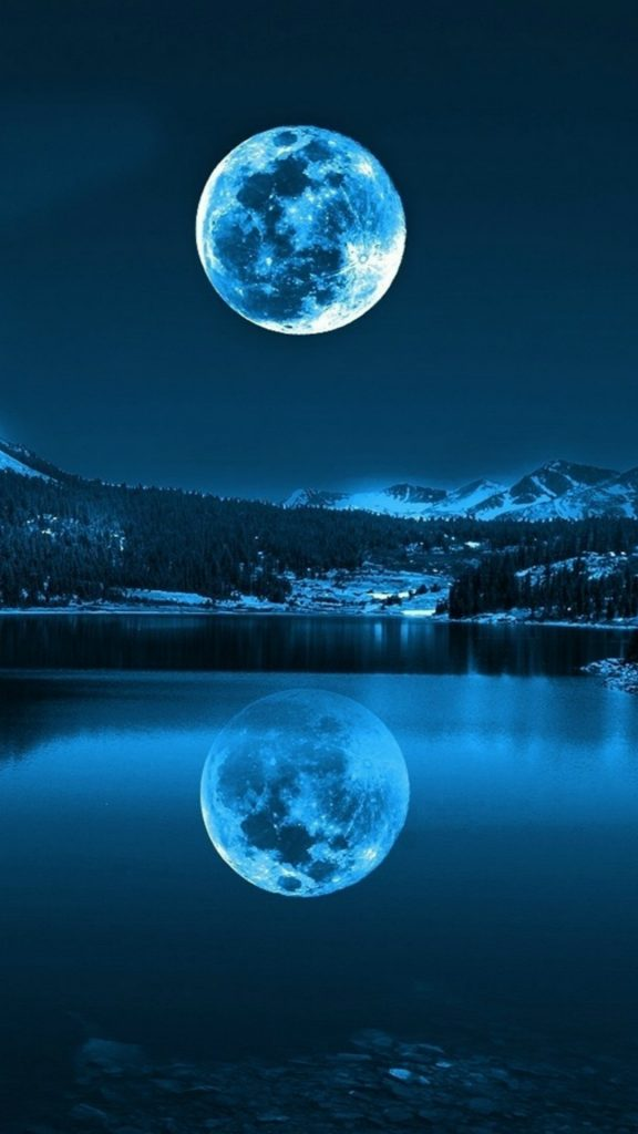 Night-Calm-Lake-Mountains-Super-Moon-Shadow-iPhone-wallpaper-PIC-MCH090580-576x1024 Calm Wallpapers For Iphone 6 39+