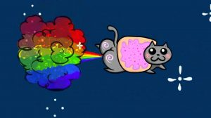 Nyan Cat Wallpaper Hd 22+