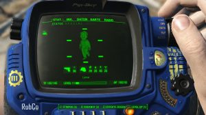 Fallout Wallpaper 1920×1080 Pipboy 40+