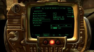 Fallout 4 Pip Boy Wallpaper Mod 58+
