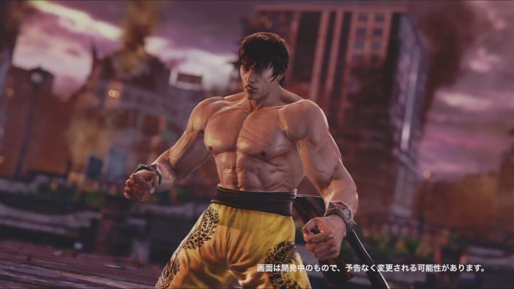 PIC-MCH06193-1024x576 Tekken 7 Law Hd Wallpaper 21+