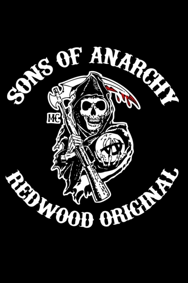 PIC-MCH08329 Sons Of Anarchy Wallpapers For Iphone 34+