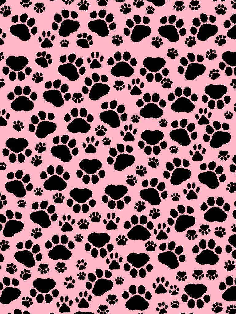 Paws-iPad-Mini-Retina-Wallpaper-Pink-Black-PIC-MCH094094-768x1024 Wallpapers Pink And Black 39+