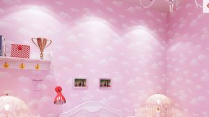 Pink And White Cloud Wallpaper 12+